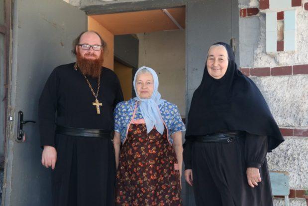 30 августа исполнится ровно год, как в Николо-Тихвинском монастыре п. Пятницкое начались ремонтно-восстановительные работы